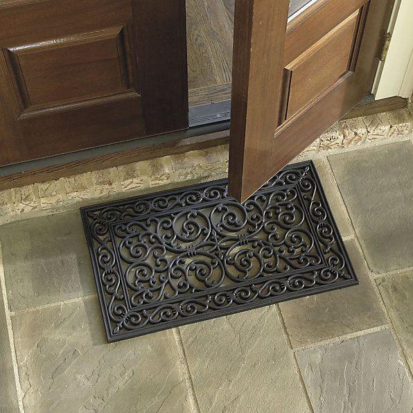 Pleasing Highgate Doormat Rectangle Door Mat Ballard Designs Entrance Mat Door Handles Collection Olytizonderlifede