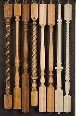 Best Custom Wood Spindles Stair Spindles Wood Lathe Wood 400 x 300