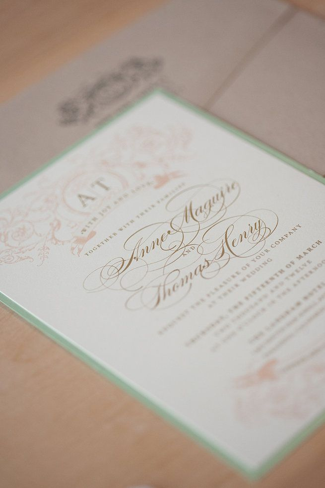 A Handmade Wedding Invitation And Stationery Boutique Located In Orange County California