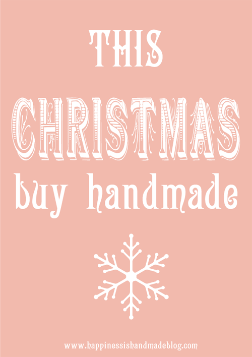 Happiness Is Handmade Happiness Quotes This Christmas Buy