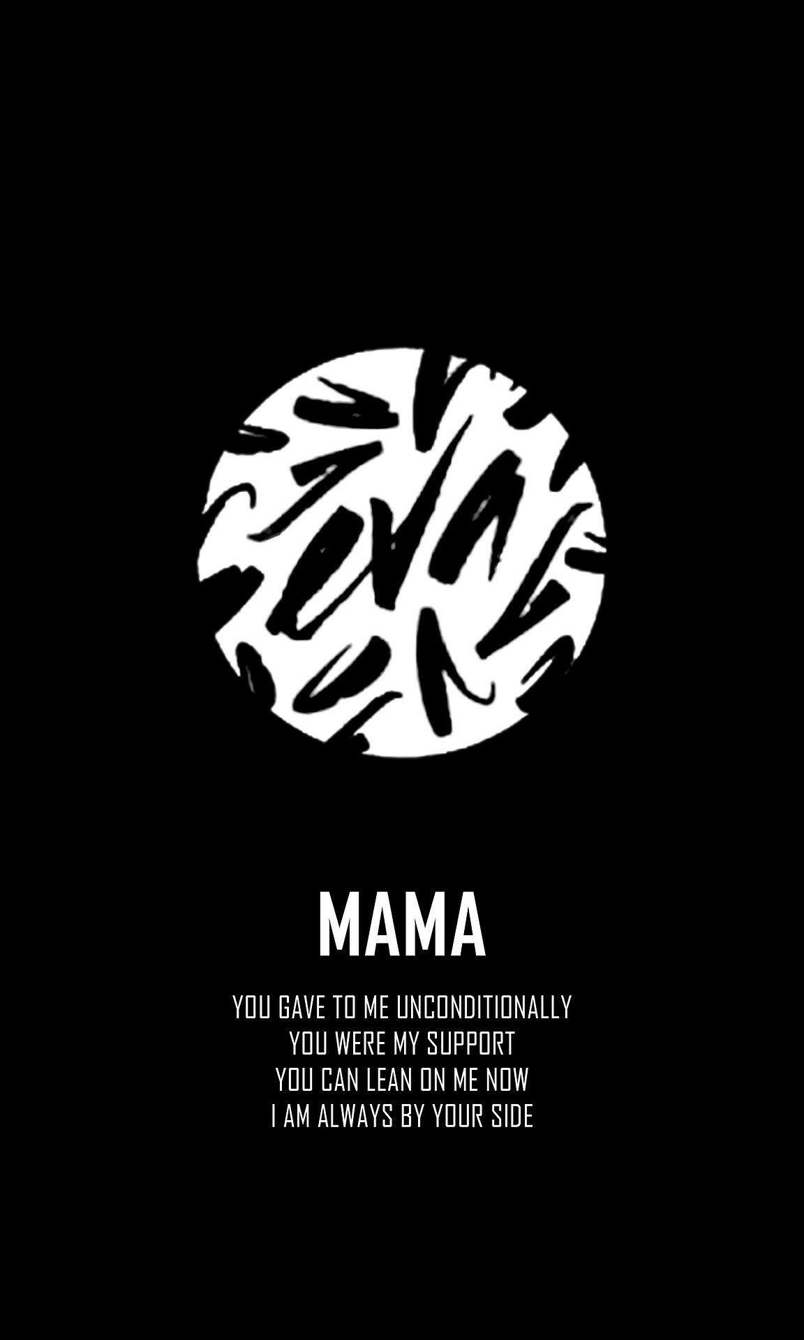 Bts Wings Short Film Logo Mama Wallpaper Bts Wings Aesthetic