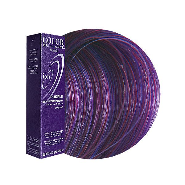 Ion color brilliance brights are hi fashion hair colors designed to give vivid boldly also best images colorful rh pinterest