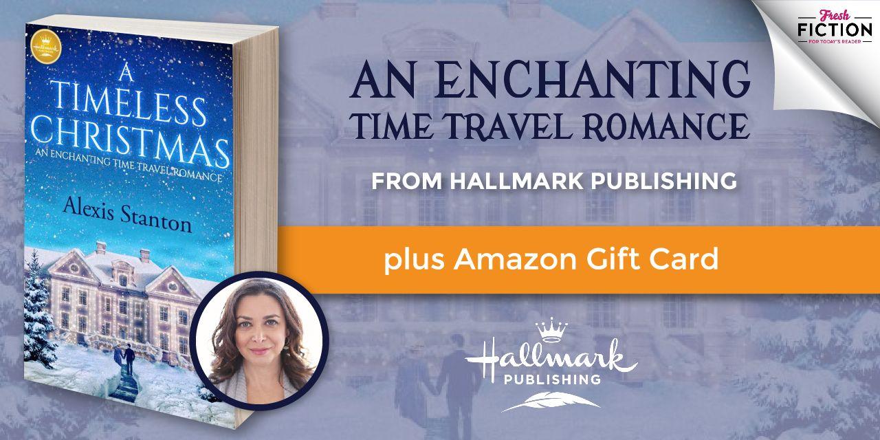 WIN A TIMELESS CHRISTMAS, HALLMARK'S TIMETRAVEL ROMANCE