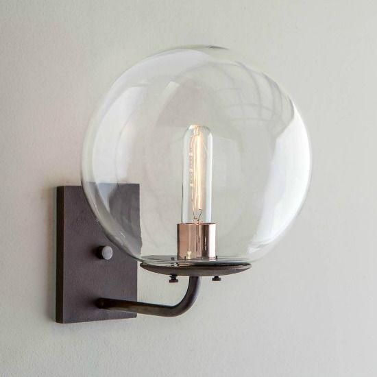 Cooper Sconce Sconces Wall Lights Blown Glass Lighting