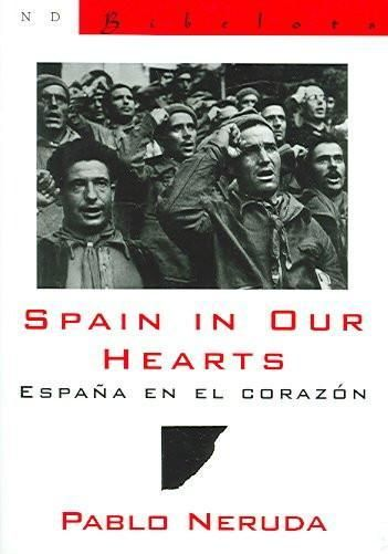 Presents in Spanish and English translation the impassioned poems that the future Nobel prize-winner wrote while serving as Chilean consul in the Spanish Republic during the Spanish Civil War in the late 1930s.