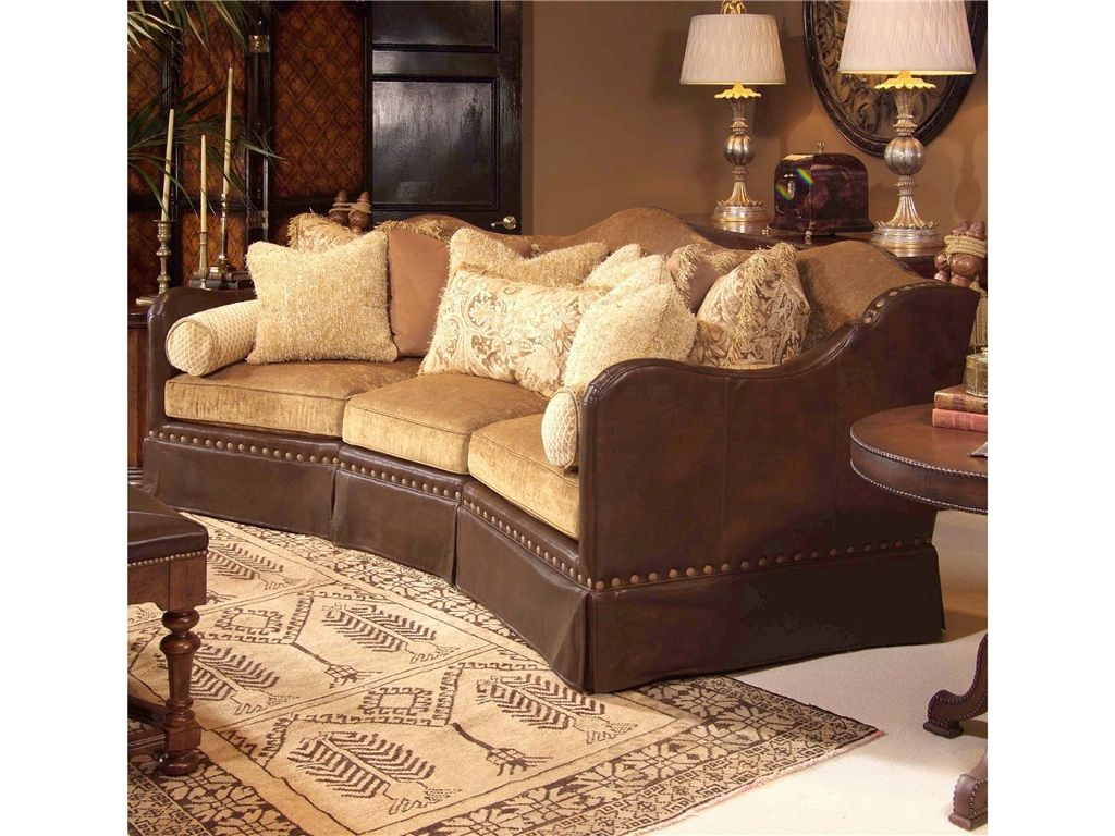 Paul schatz furniture portland or  Century Furniture Living Room Broadwater Small Wedge LR  Four