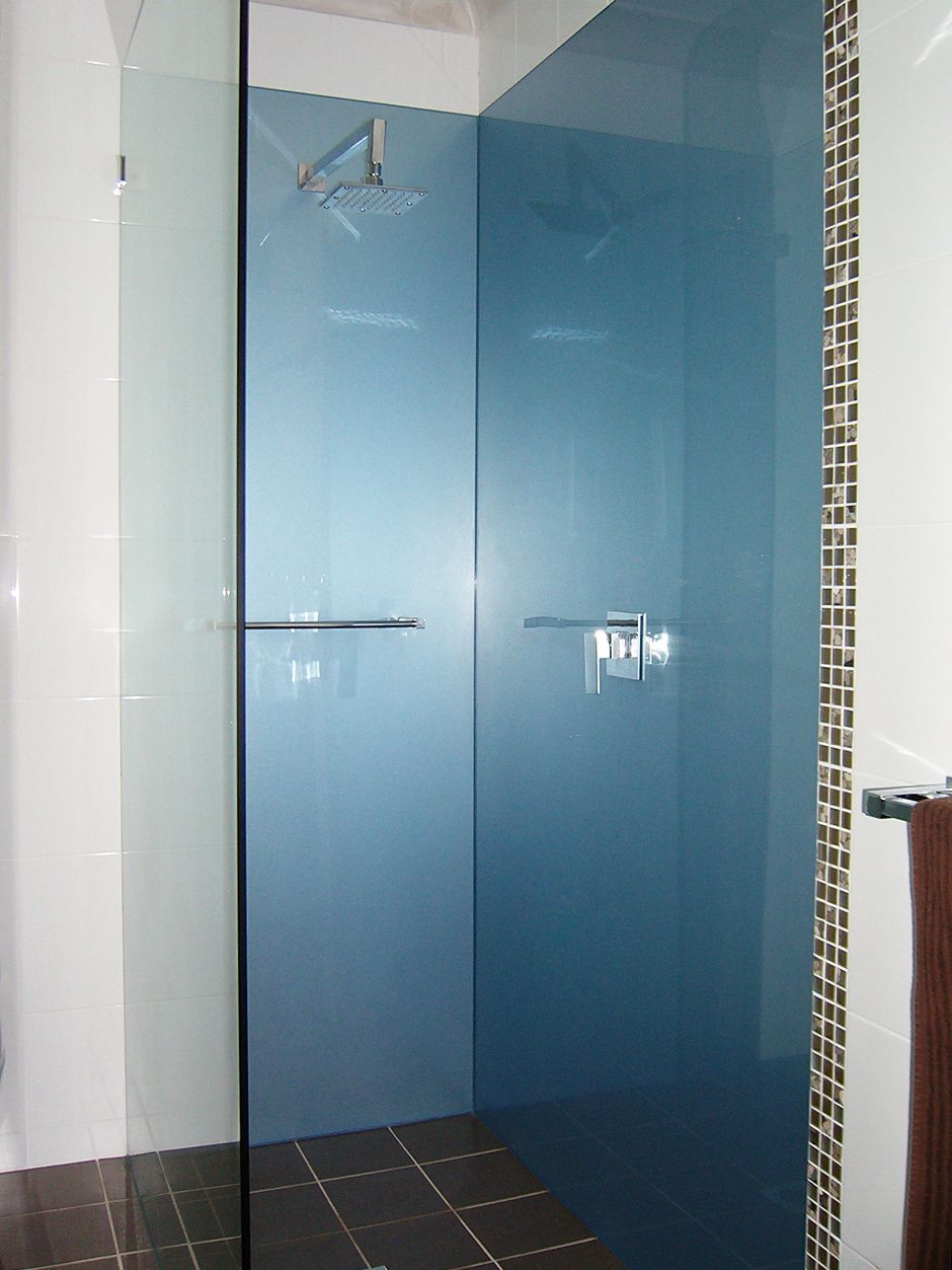 Shower Panel In Light Blue | Shower Panels | Pinterest | Shower ...