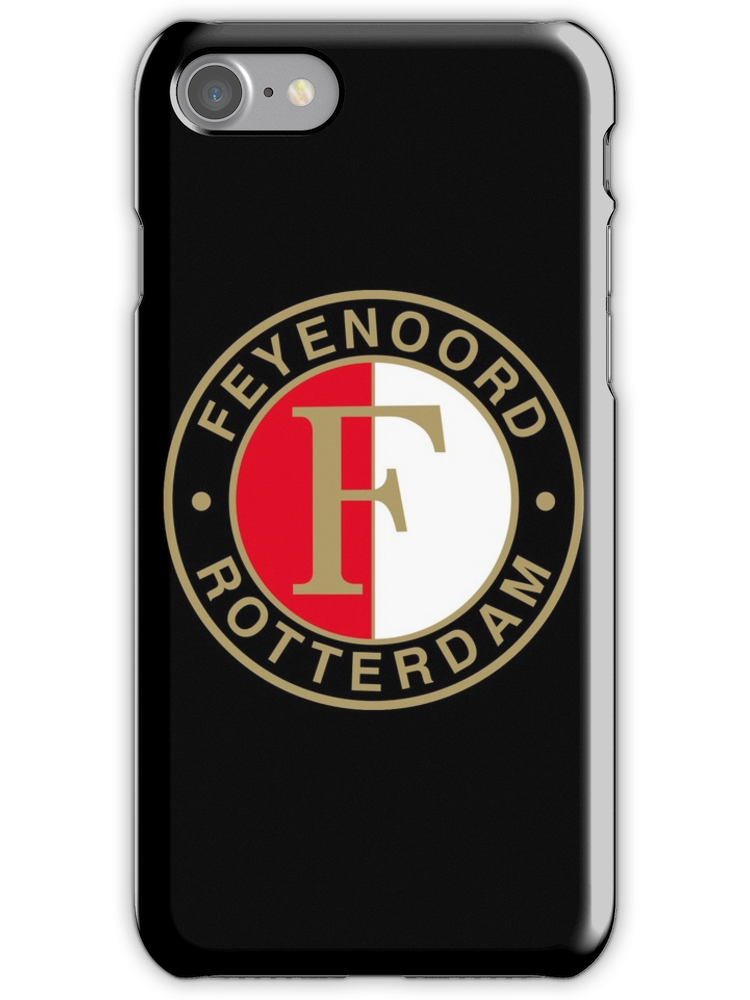Feyenoord logo iPhone 7 Snap Case in 2020 Iphone cases