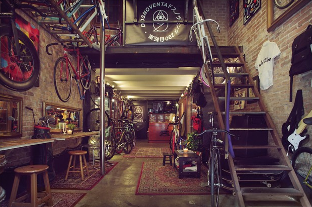 Bicycle Cafe, Bicycle