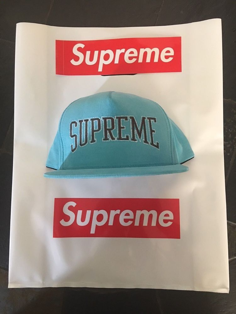 eaa709eb New Supreme Dotted Arc 5-Panel Snapback Hat #fashion #clothing #shoes # accessories #mensaccessories #hats