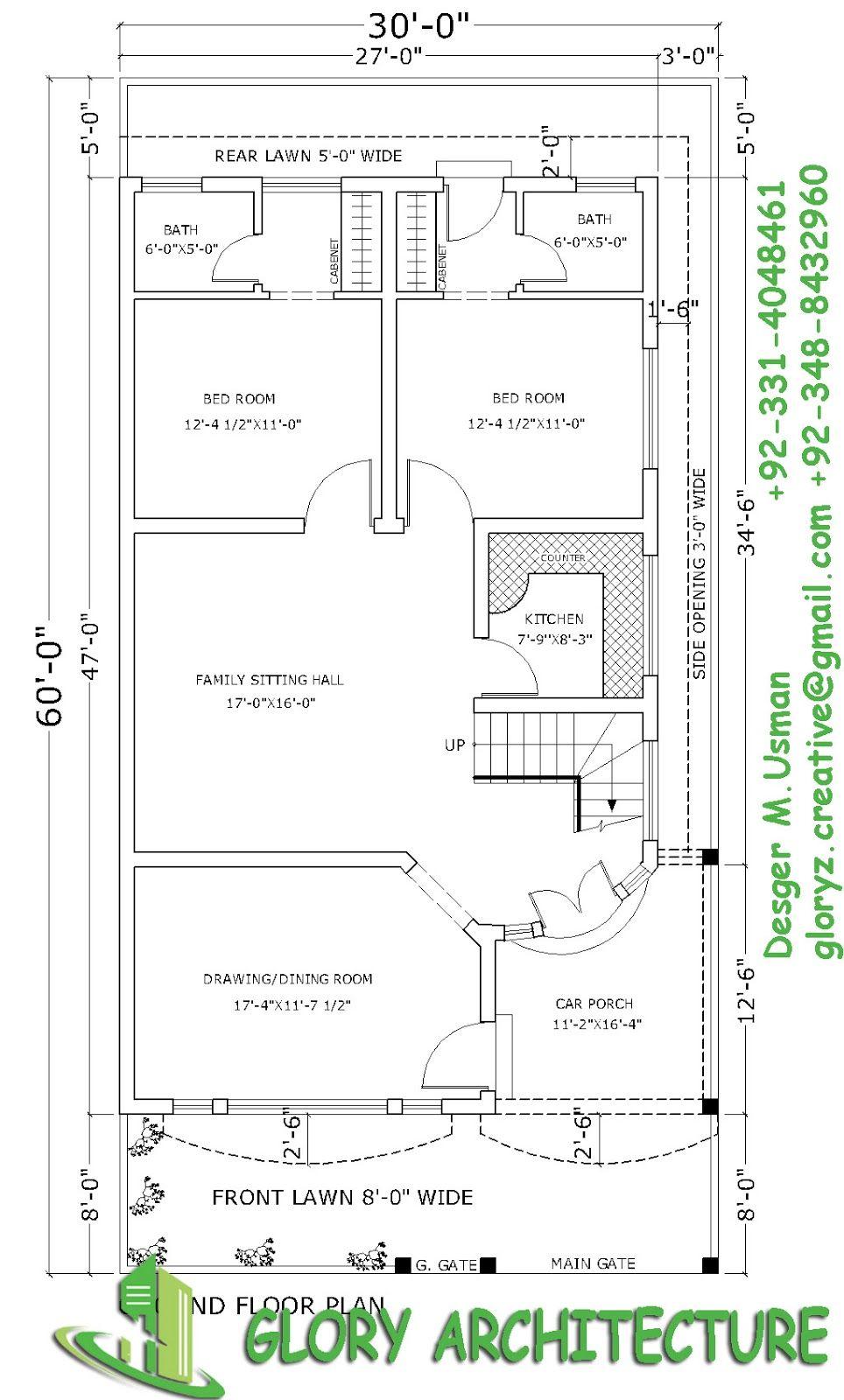 House Elevation Front Elevation 3d Elevation 3d View 3d House Elevation 3d House Plan Hose Plan Archit My House Plans Drawing House Plans 3d House Plans