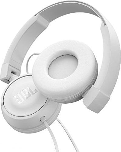 b4edf99615e JBL T450 Extra Bass On-Ear Headphones with Mic At Rs. 1,394 From Amazon    Loot Deals India   Headphones, Headphone with mic, In ear headphones