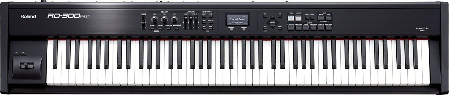 roland rd 300nx digital piano by roland keyboards digital piano keyboard. Black Bedroom Furniture Sets. Home Design Ideas
