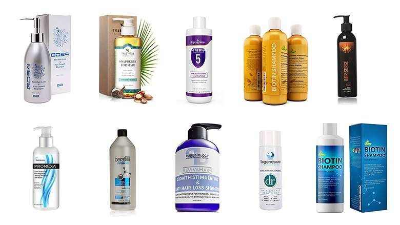 15 Best Hair Loss Hair Growth Shampoos For Men Women 2019 Reviews Hair Growth Shampoo Growth Shampoo Hair Loss