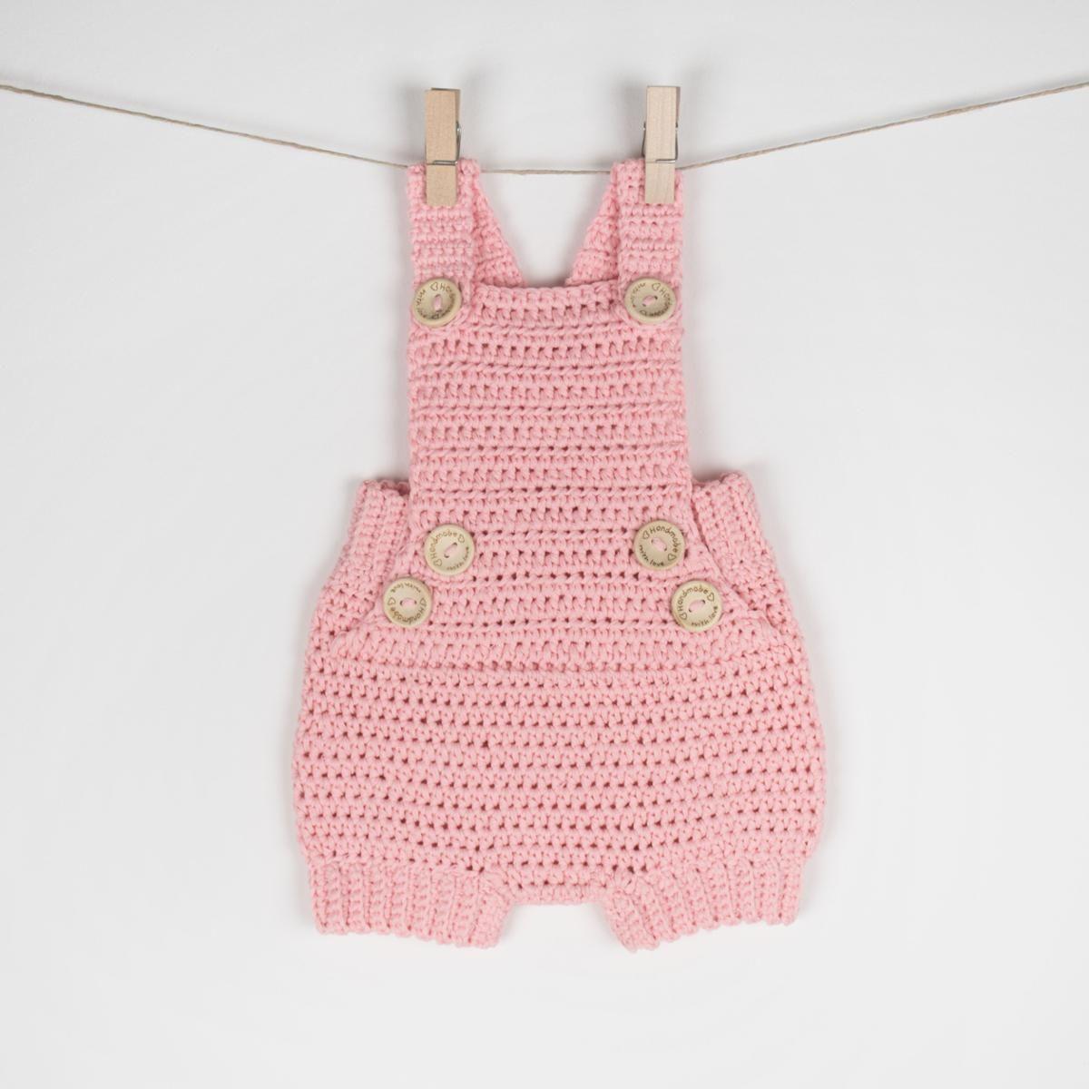 Crochet Baby Romper Onesie Pure Happiness Craftsy