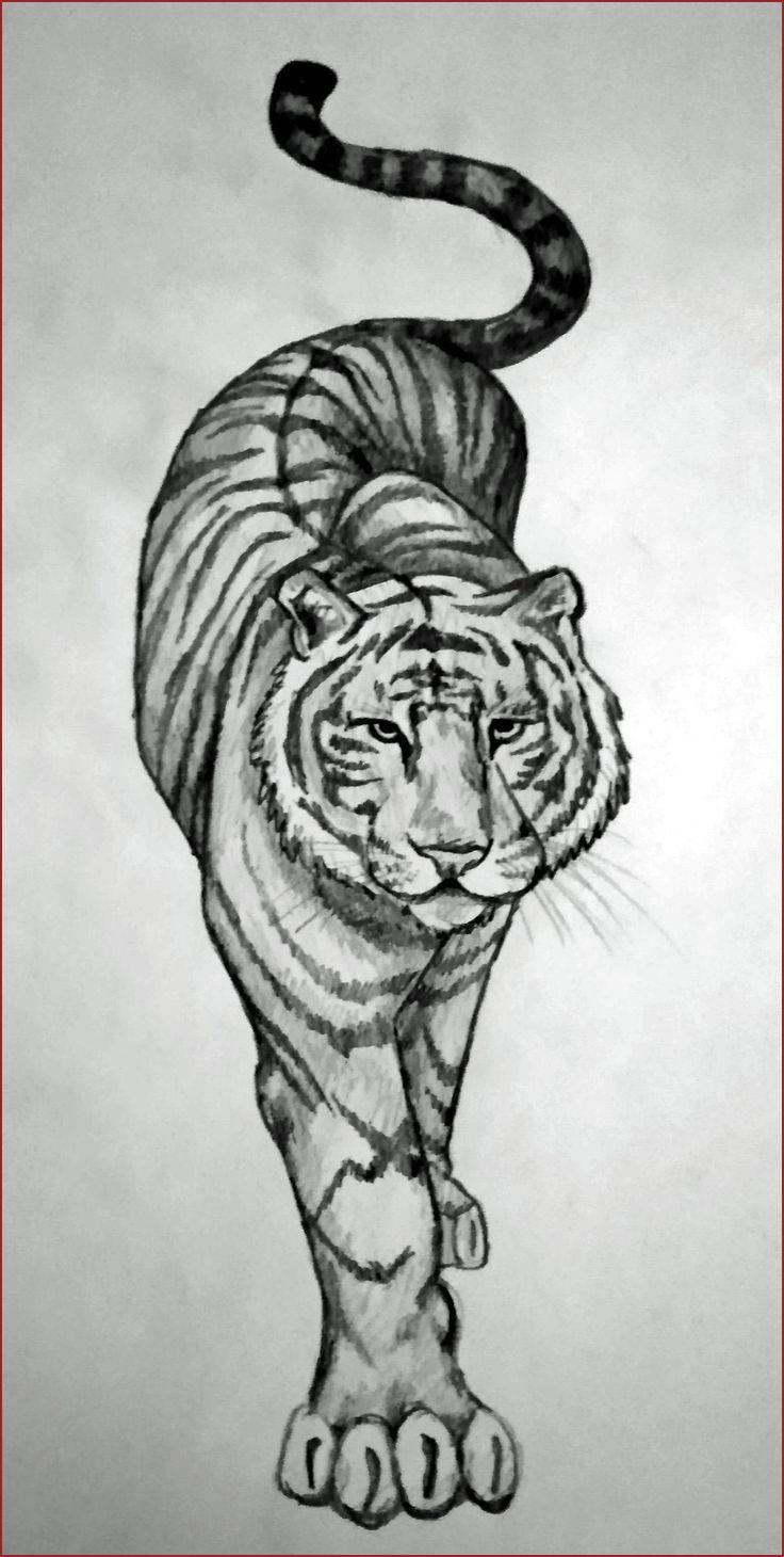 40 Image Simple Tattoos With Images Tiger Tattoo Tiger Tattoo Design Animal Tattoos