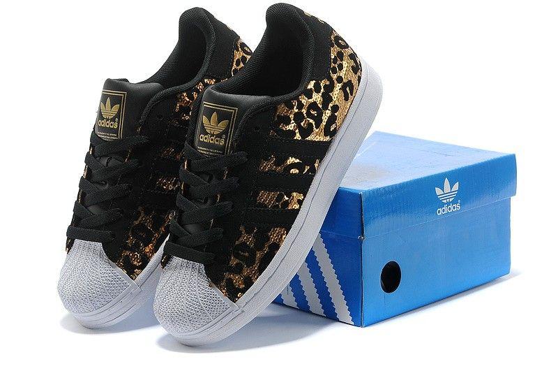 Bajo precio de Adidas Superstar 2 Originals zapatos Australia leopardo