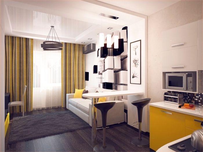▷ 1001 + idées déco et astuces gain place pour l\u0027aménagement studio