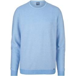 Photo of Olymp Strick Pullover, modern fit, Sky, M Olympolymp