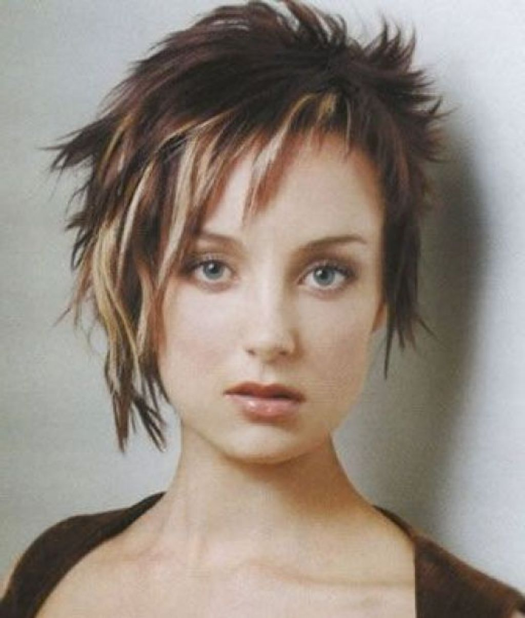 medium hairstyles short punk hairstyles 2017 | color