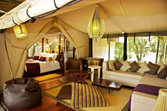 Living+Room+Tents | Living area in a family tent & Living+Room+Tents | Living area in a family tent | Pack a tent ...