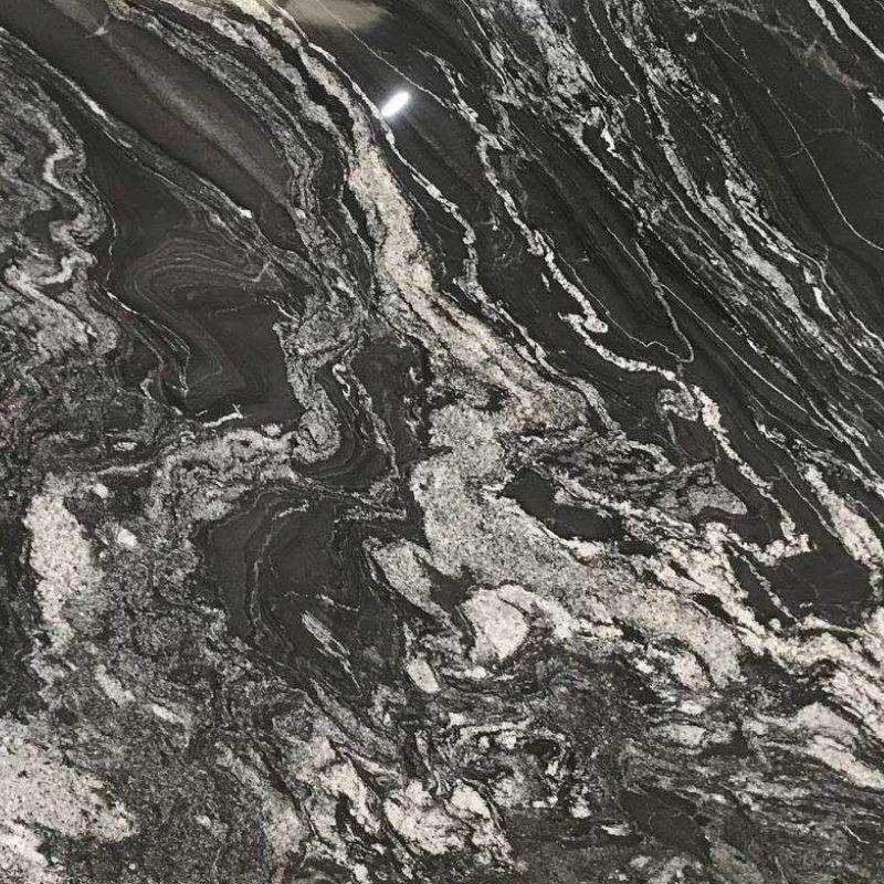 Silver Waves In 2020 Granite Marble Granite Black Granite