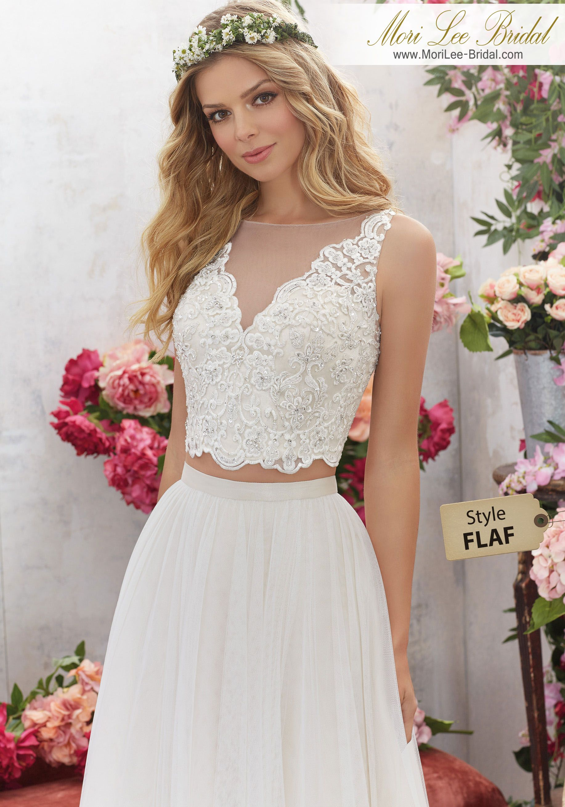 Style flaf melina wedding dress perfect for the boho bride this two