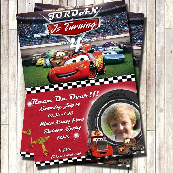 Cars birthday invitation disney cars invitation cars party cars birthday invitation disney cars invitation cars party invitation cars chalkboard invitation do it yourself digital file solutioingenieria Image collections
