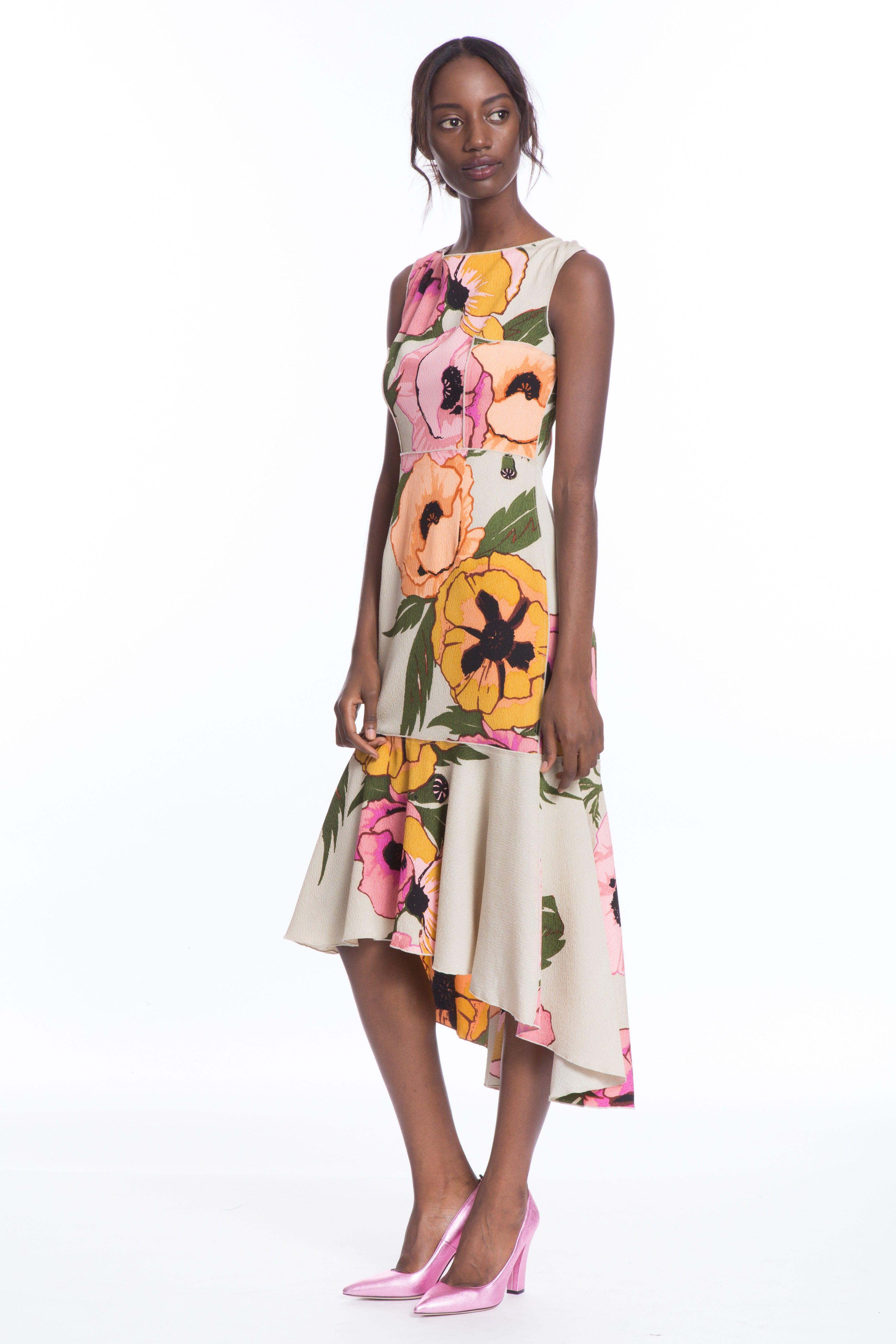 8a5daa6013b8 High Low Frock   Wish List   Summer dresses, Dresses, Frocks