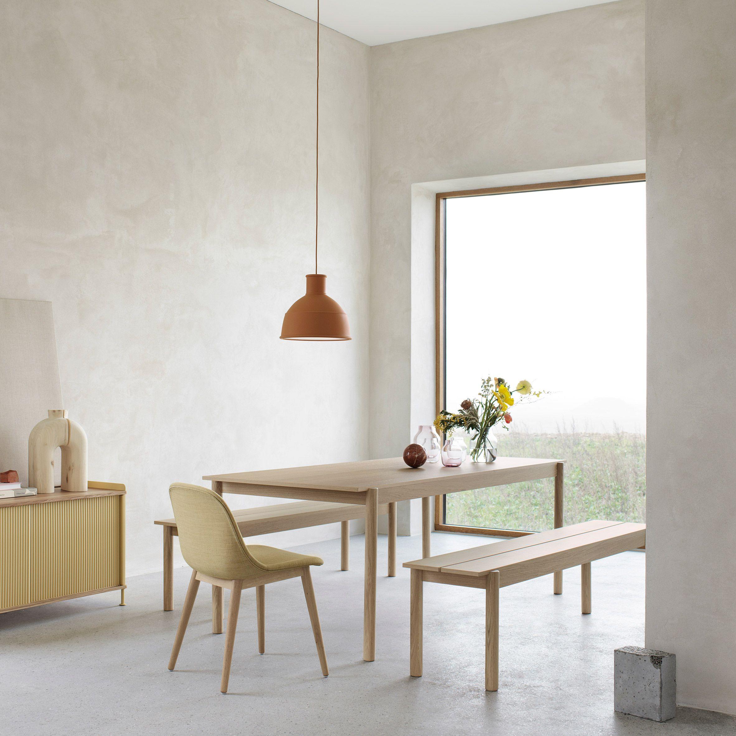 Thomas Bentzen Brings Garden Furniture Indoors With Linear Wood