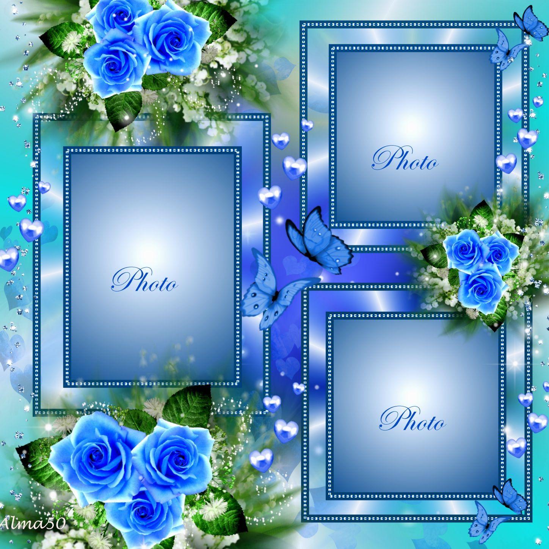 Сапфировая свадьба открытки для фотошопа, поздравительная открытка февраля