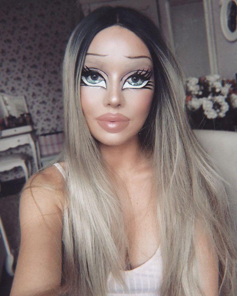 Photo of Irritktierendes Make Up für Halloween