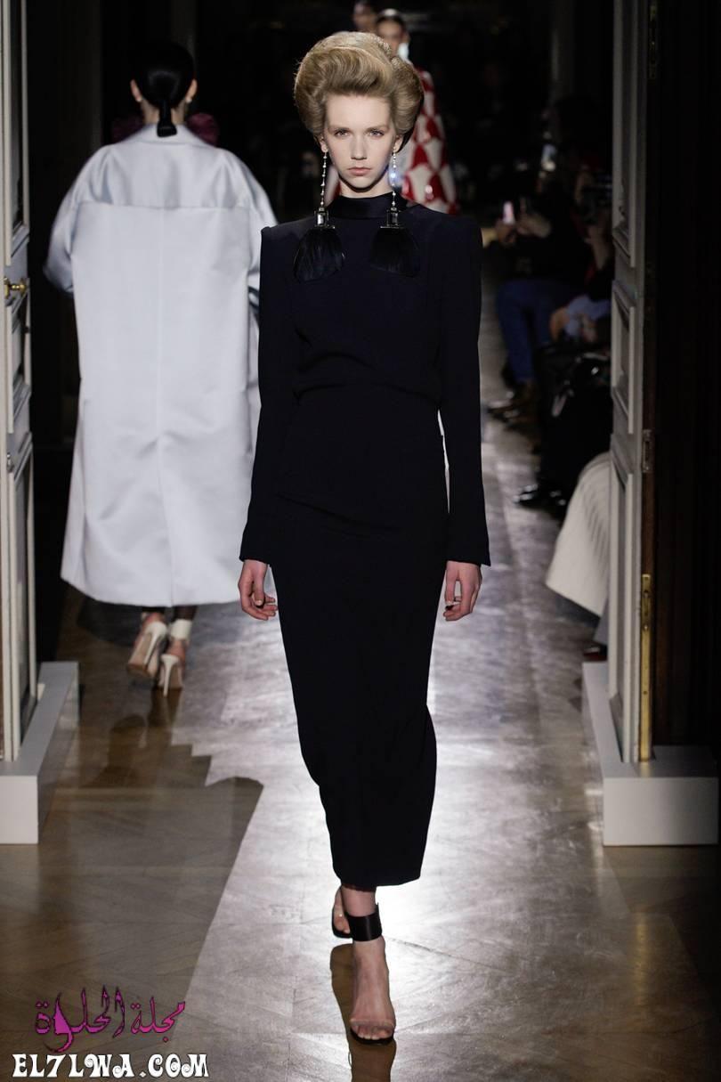 فساتين سواريه بسيطه وشيك للمحجبات موضة 2021 جمعنا لكم من خلال خبراء الأزياء في مجلة الحلوة مجموعة من افضل فساتين Fashion Couture Fashion Haute Couture Fashion