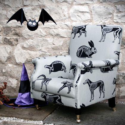 Tissington Childs Armchair In Papboy Animal Magic