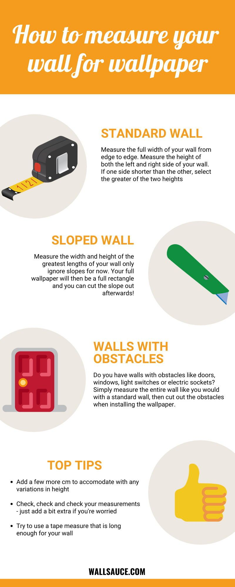 How To Measure Your Wall For Wallpaper Wallsauce Us Wall Paint Designs Free Wall Art Wall