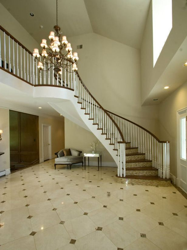 Traditional Foyer House Hall Flooring Foyer Design Foyer