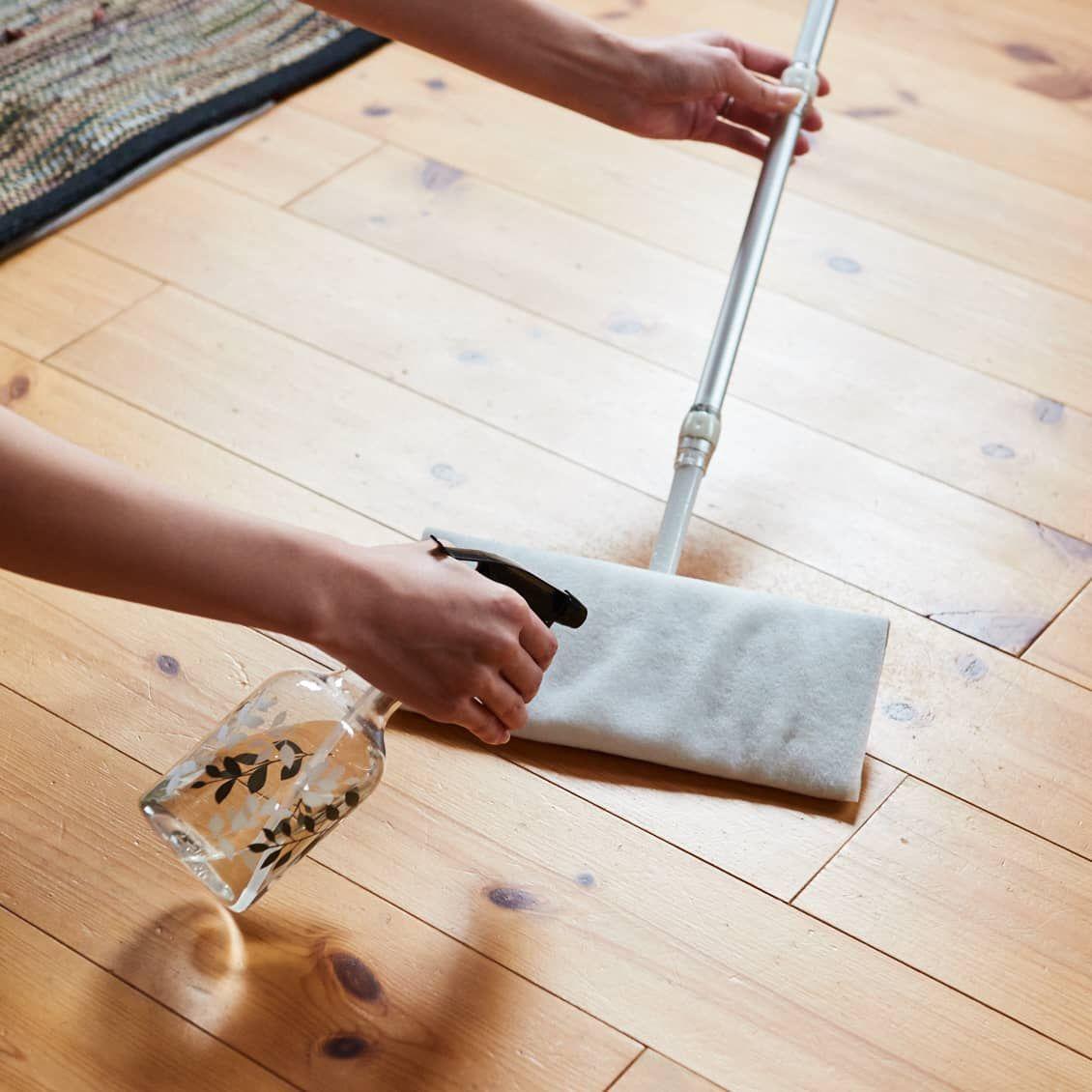 洗えないストレスとさよなら ラグやフローリングのすっきり掃除