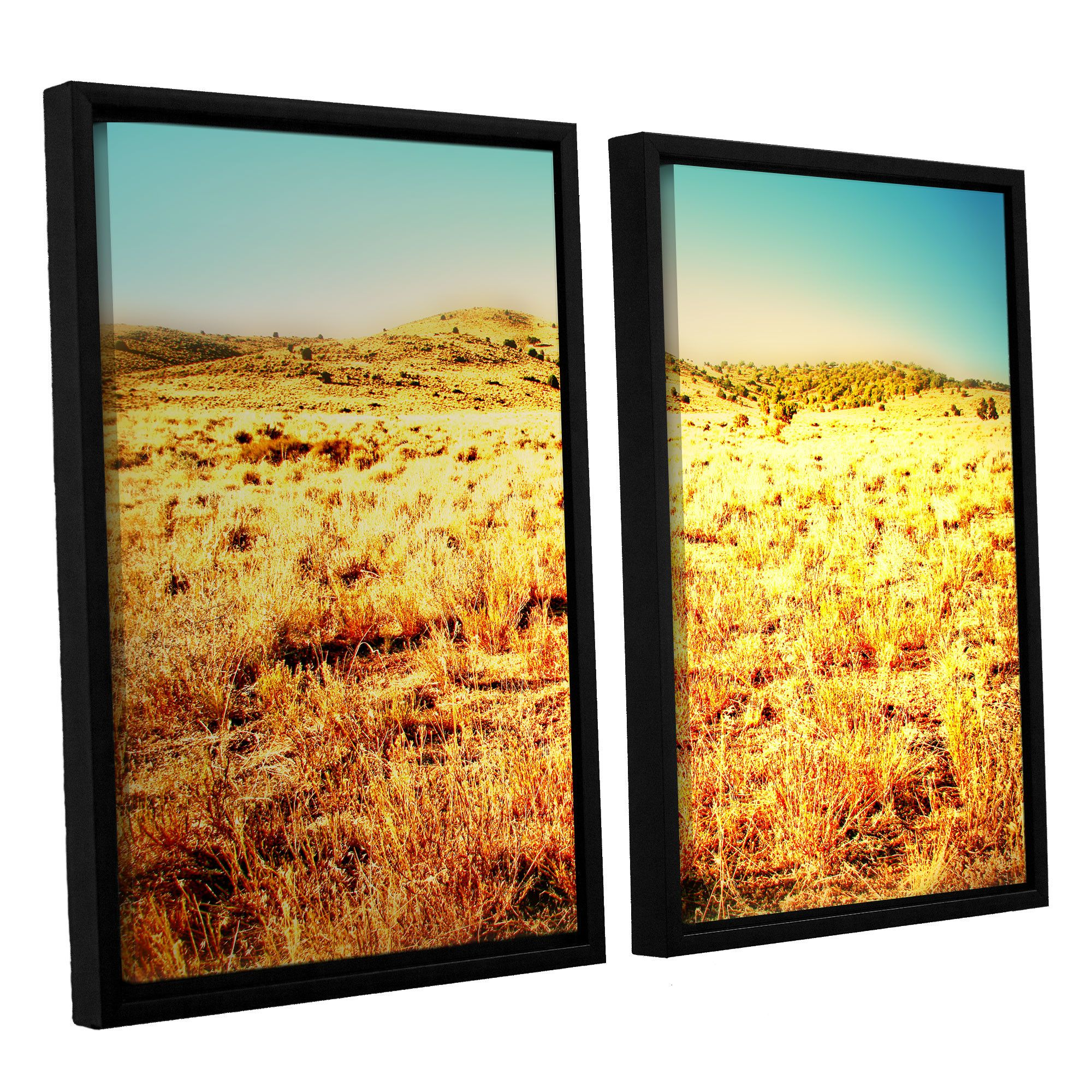 Take A Seat by Mark Ross 2 Piece Framed Photographic Print Set ...