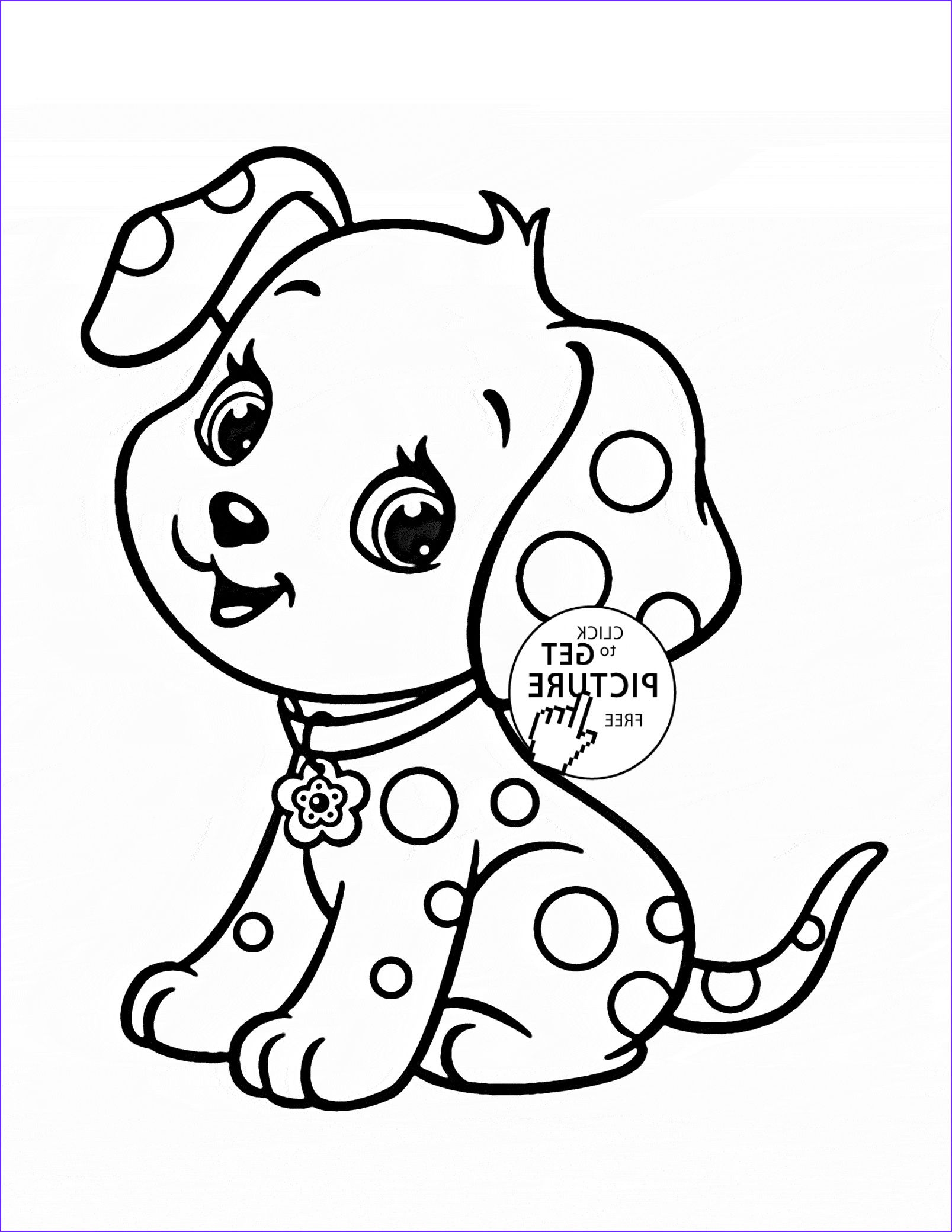 coloring pages of puppies free