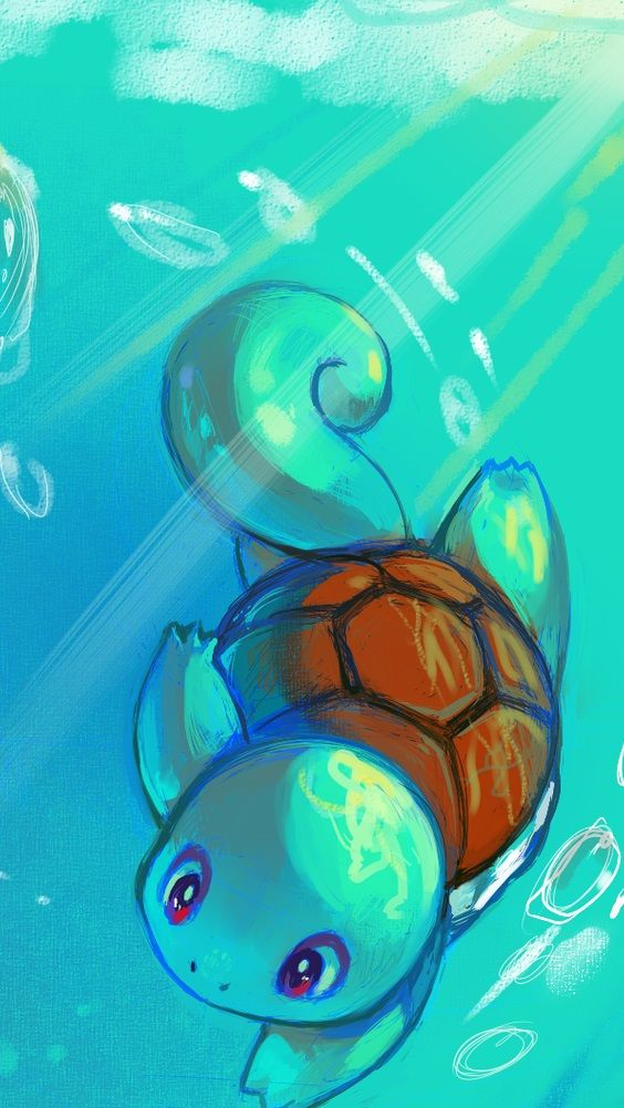 Squirtle Cute Pokemon Wallpaper Pokemon Pokemon Species