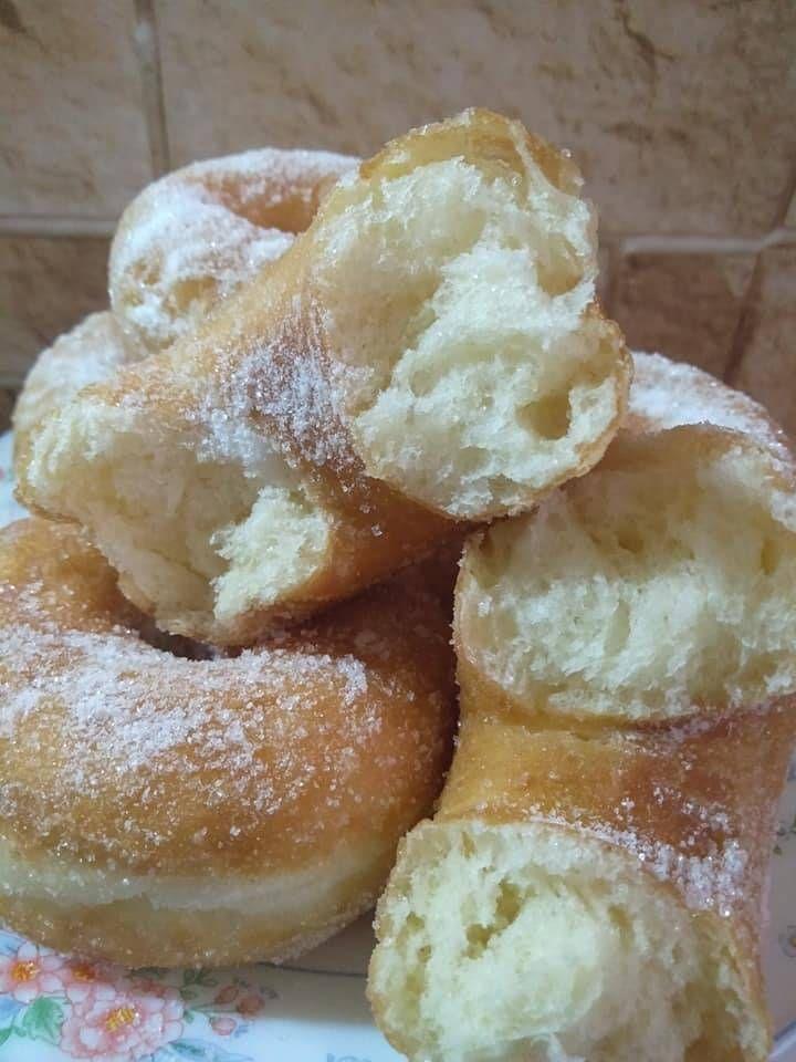 Resepi Donut Simple Sukatan Cawan Pawtaste Com