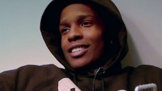 A$AP ROCKY: I speak for people beyond black skin, I speak for people beyond hip-hop !, via YouTube. Interview Booska-p