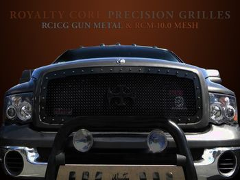 Royalty Core Custom Truck Grilles Offer The Largest Selection Of Grilles Logos Dodge Ram 2500 Custom Trucks Truck Grilles