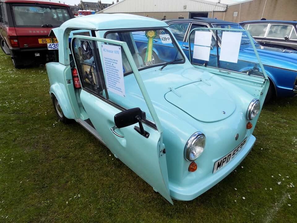 Ac Invacar British Car
