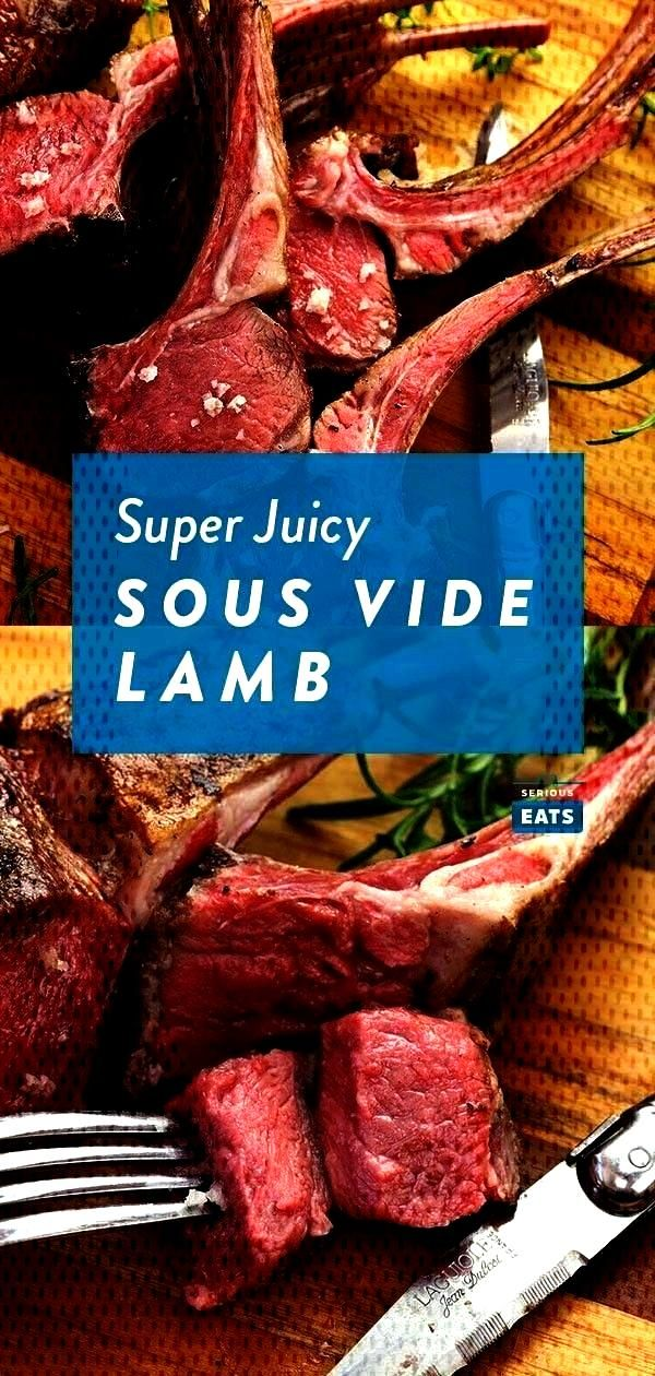 Complete Guide to Sous Vide Rack of LambThe Food Labs Complete Guide to Sous Vide Rack of Lamb Ri