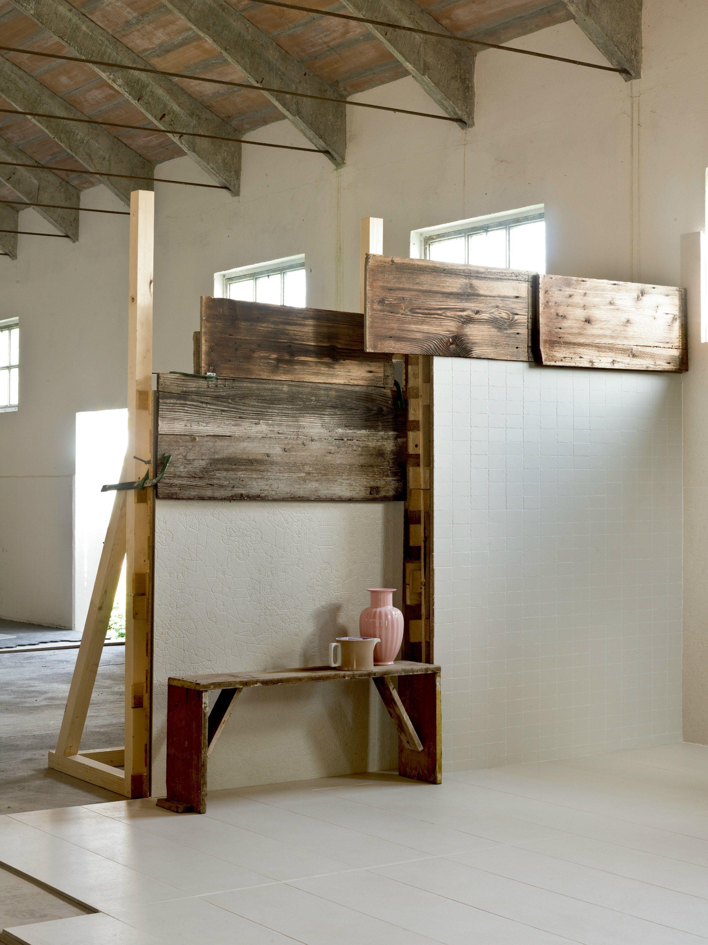 Indooroutdoor Porcelain Stoneware Wallfloor Tiles Dechirer (La Suite) Net Calce