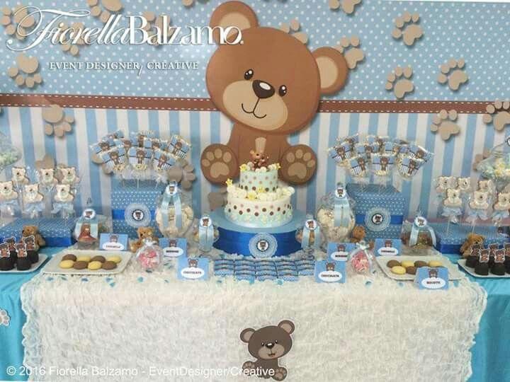 Decoracion 2 Decoraciones De Fiestas Para Bebes Temas De Baby Shower De Nino Decoraciones De Baby Shower Para Ninos