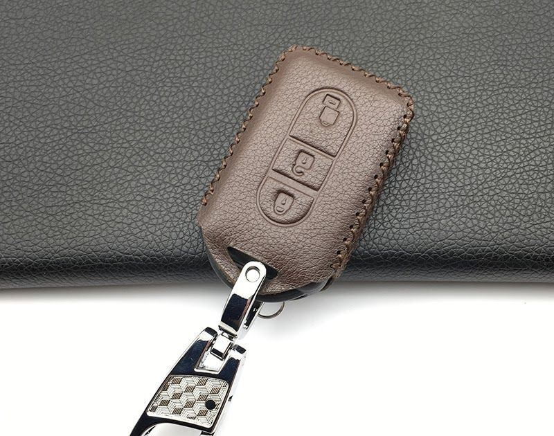 Automobiles And Motorcycles 3 Buttons Fob Shell Car Key