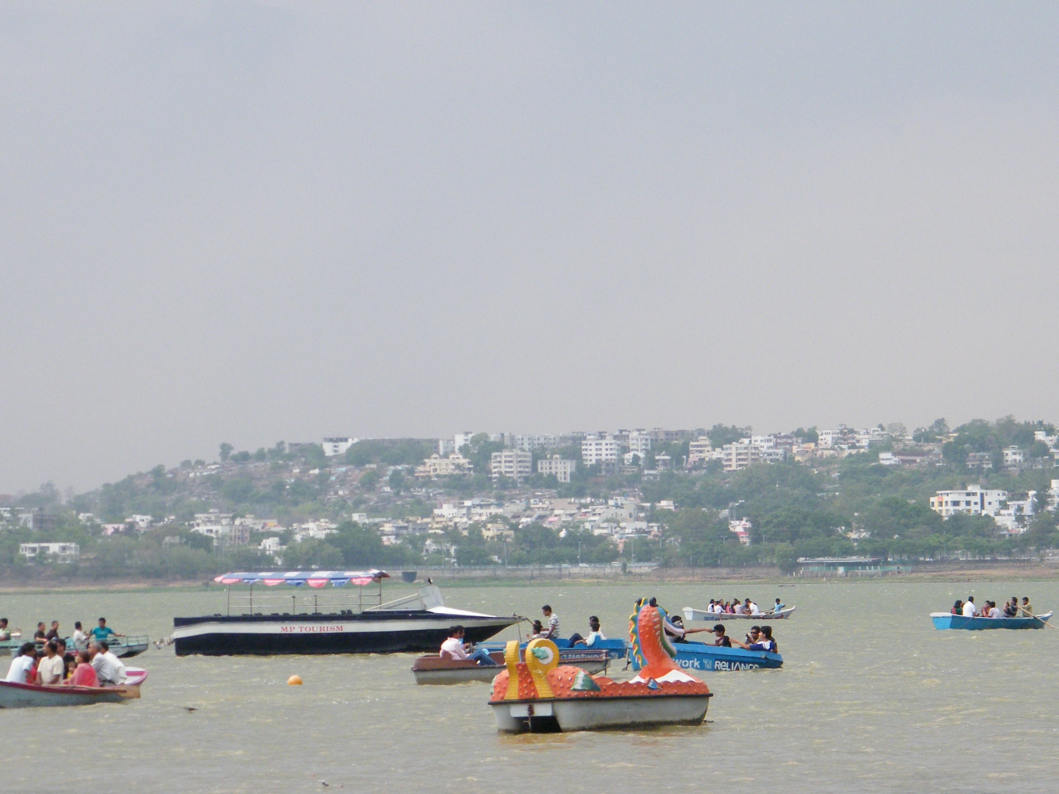 Image Of The Week Upper Lake Bhopal Upper Lake Tourist Places