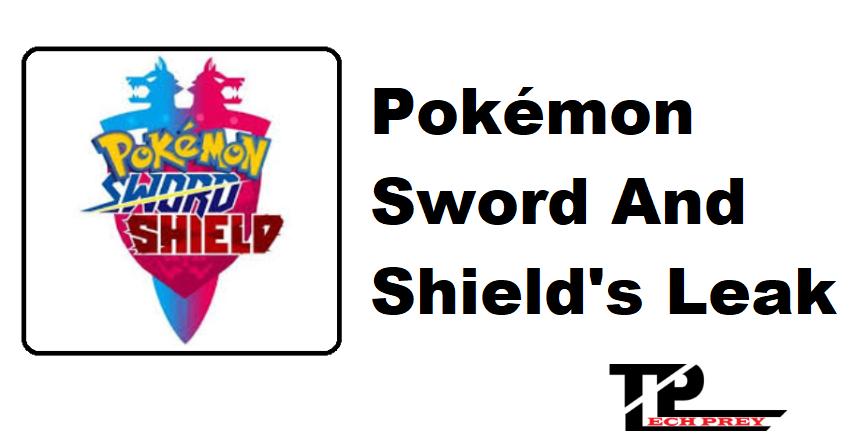 Pokemon Sword And Shield S Leak Full Information Fighting Pokemon Pokemon Catch Pokemon